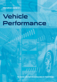 International Journal of Vehicle Performance