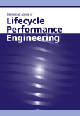 International Journal of Lifecycle Performance Engineering