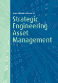 International Journal of Strategic Engineering Asset Management