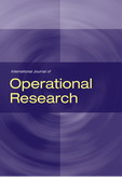 International Journal of Operational Research