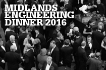 Midlands Engineering Dinner 2016