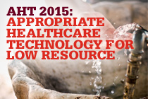 AHT 2015: Appropriate Healthcare Technology for Low Resource Countries