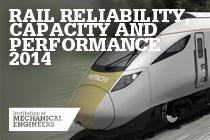 Rail Reliability, Capacity and Performance 2014