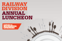 Railway Division Annual Luncheon 2016