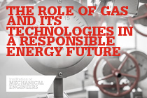 The role of gas and its technologies in a responsible energy future