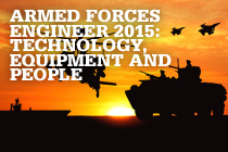 Armed Forces Engineer 2015: Technology, Equipment and People