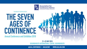 Supported Event: ACA Annual Conference and Exhibition 2018
