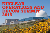 Nuclear Operations and DECOM Summit 2015