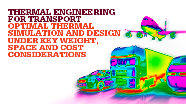 Thermal Engineering for Transport