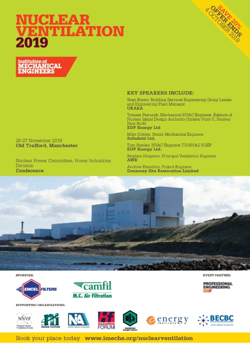 Nuclear Ventilation 2019   Manchester   CON6946