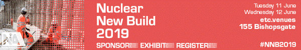 Nuclear New Build 2019 Banner