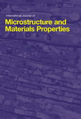 International Journal of Microstructure and Materials Properties