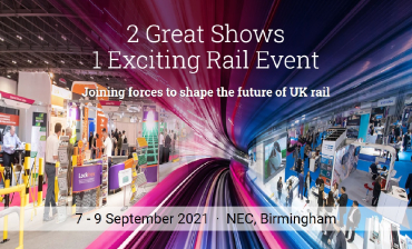 Supported Event: Railtex / Infrarail 2021